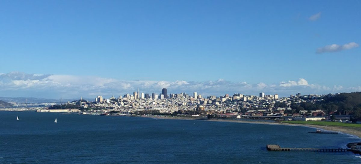 LA CALIFORNIA DI SIMONA DA SAN FRANCISCO A SAN DIEGO CON DEVIAZIONE AL GRAND CANYON
