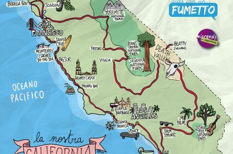 CALIFORNIA ON THE ROAD: CONSIGLI PER ORGANIZZARE UN VIAGGIO INDIMENTICABILE