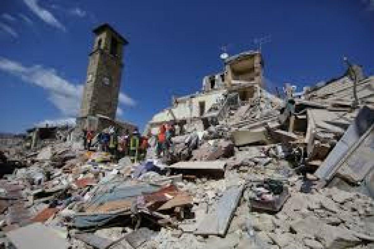 Terremoto Centro Italia: già online sul Mibact i danni al patrimonio artistico-culturale