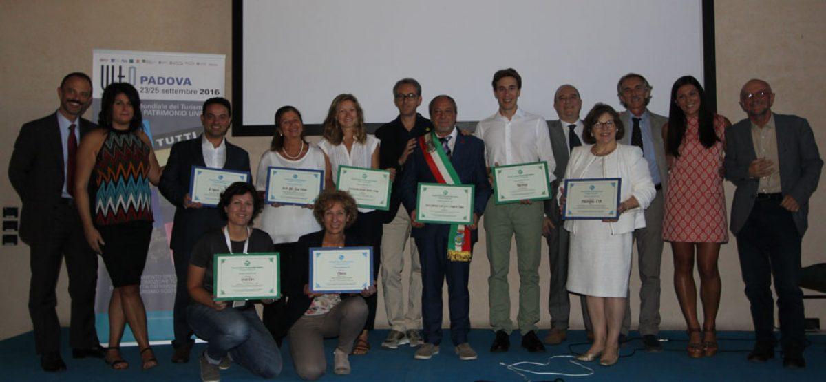 Padova 2016 consegnati i Premi TRI e TCU