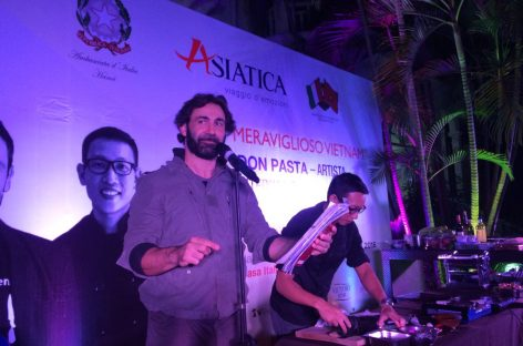 """L'Evento culturale """"Meraviglioso Vietnam"""" e lo spettacolo dell'artista internazionale Don Pasta"""