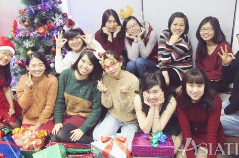 Buon Natale da Vietnam