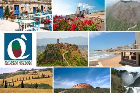 """E' online  il nuovo portale  """"Turismo Diffuso Qualità Italiana"""""""