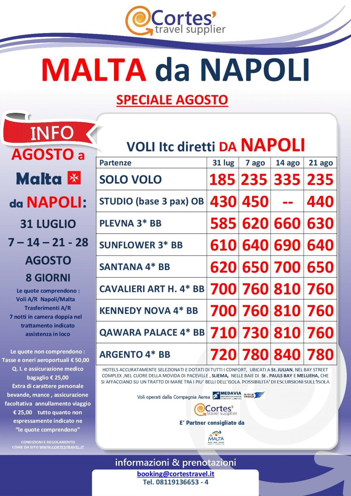 Malta Da Napoli