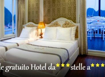 Upgrade gratuito Hotel da 3 stelle a 4 stelle