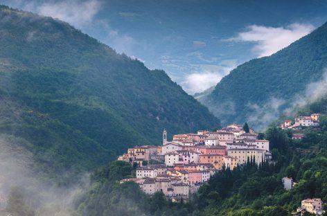 Dmc Italy – Umbria, Cascia, Val Nerina