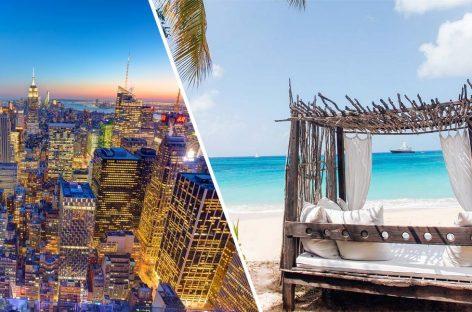 Honeymoons Experience – New York & Polinesia Discovery