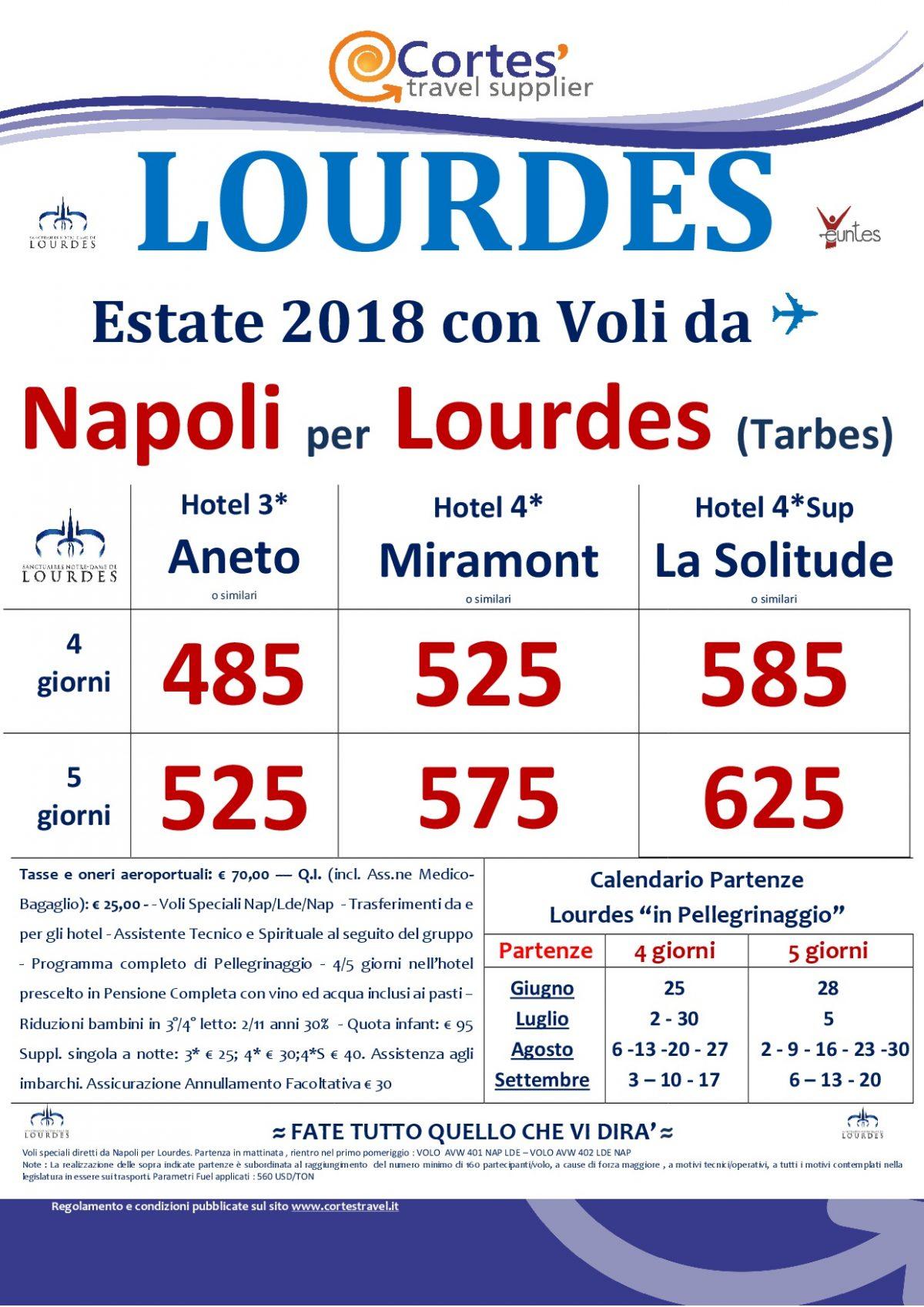 Lourdes da Napoli