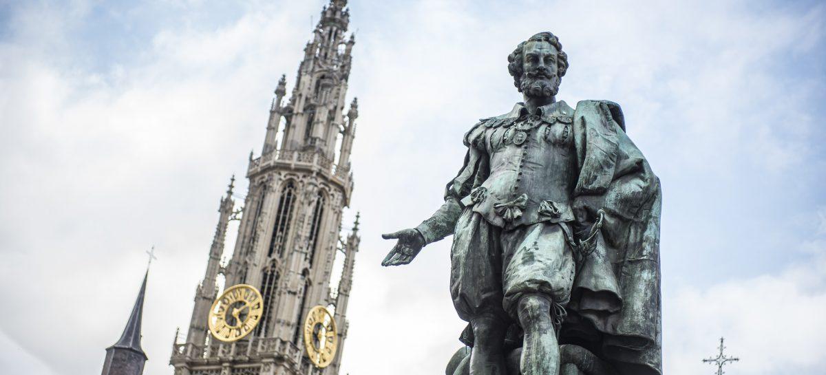 """E' online la registrazione """"Cinque motivi per scegliere Anversa nel 2018"""""""
