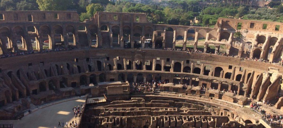 Colosseo: ingresso gratuito