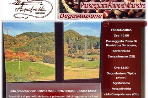 OFFERTA WEEK END TOUR ESPERIENZIALE PARCO NAZIONALE DEL POLLINO