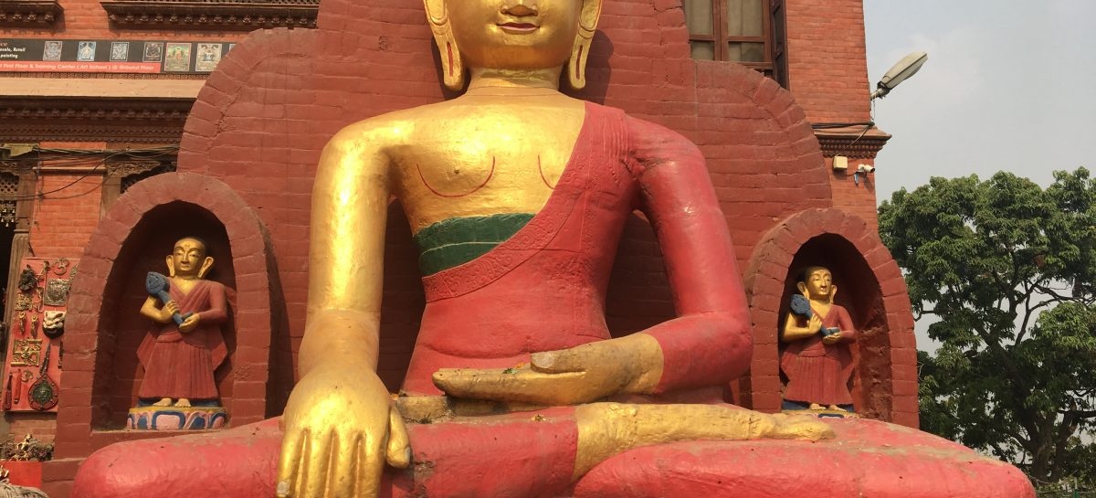 Sotto il cielo dell'Annapurna