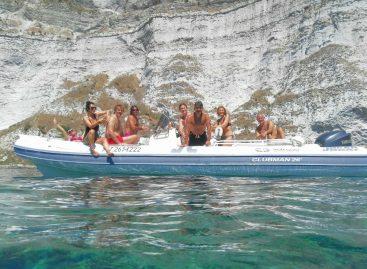 Gita in Barca nelle isole pontine: PALMAROLA