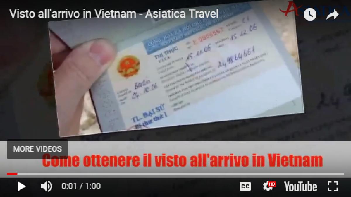 Asiatica Travel: COME OTTENERE IL VISTO D'INGRESSO IN VIETNAM