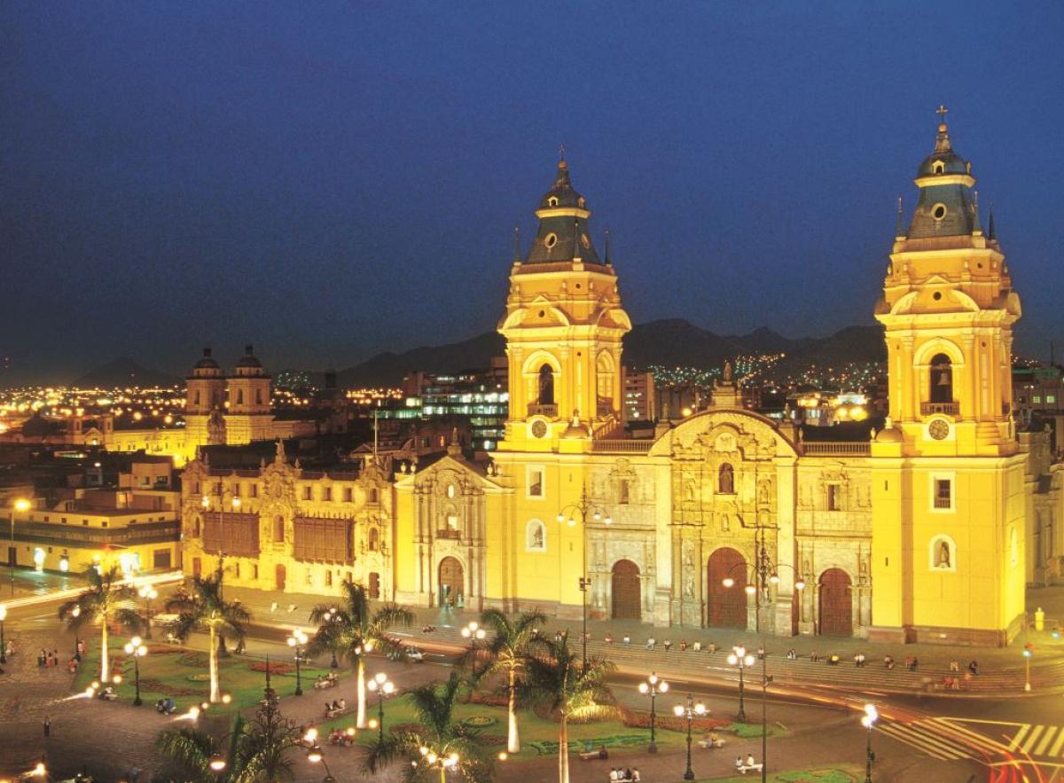 Webinar Gastaldi Perù – Le grandi civiltà della storia