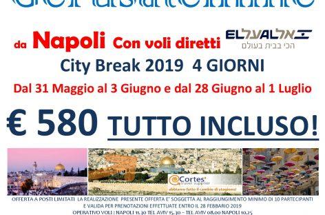 City Break a Gerusalemme\