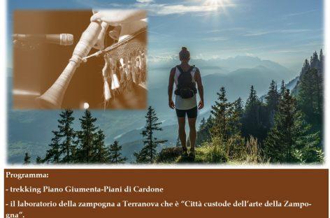 TREKKING + LABORATORIO DELLA ZAMPOGNA – Terranova del Pollino