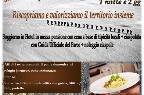 TOUR GUSTO&CIASPOLATA a San Severino Lucano