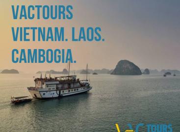 Tour in Vietnam, Laos e Cambogia