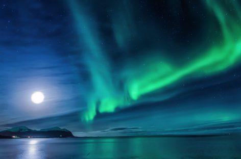 """E' online la registrazione di """"Il Grande Nord di Giver, tra aurora boreale e sole di mezzanotte"""""""