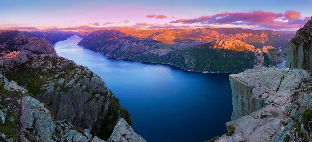 Oggi Webinar Giver – I fiordi visti dal vivo