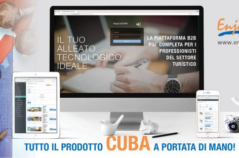 """E' online la registrazione del webinar """"Enjoy Cuba: tutto il prodotto Cuba a portata di mano"""""""