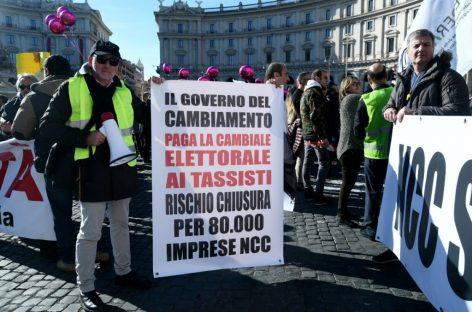 Quanto pesa il problema degli NCC sul turismo Italiano?