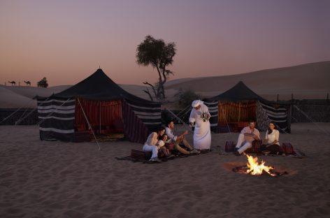 Discover Abu Dhabi – Le notti d'Oriente