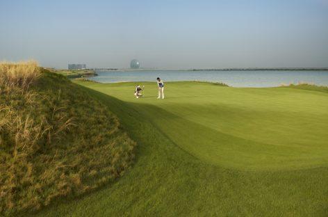 Discover Abu Dhabi – Il golf nel deserto