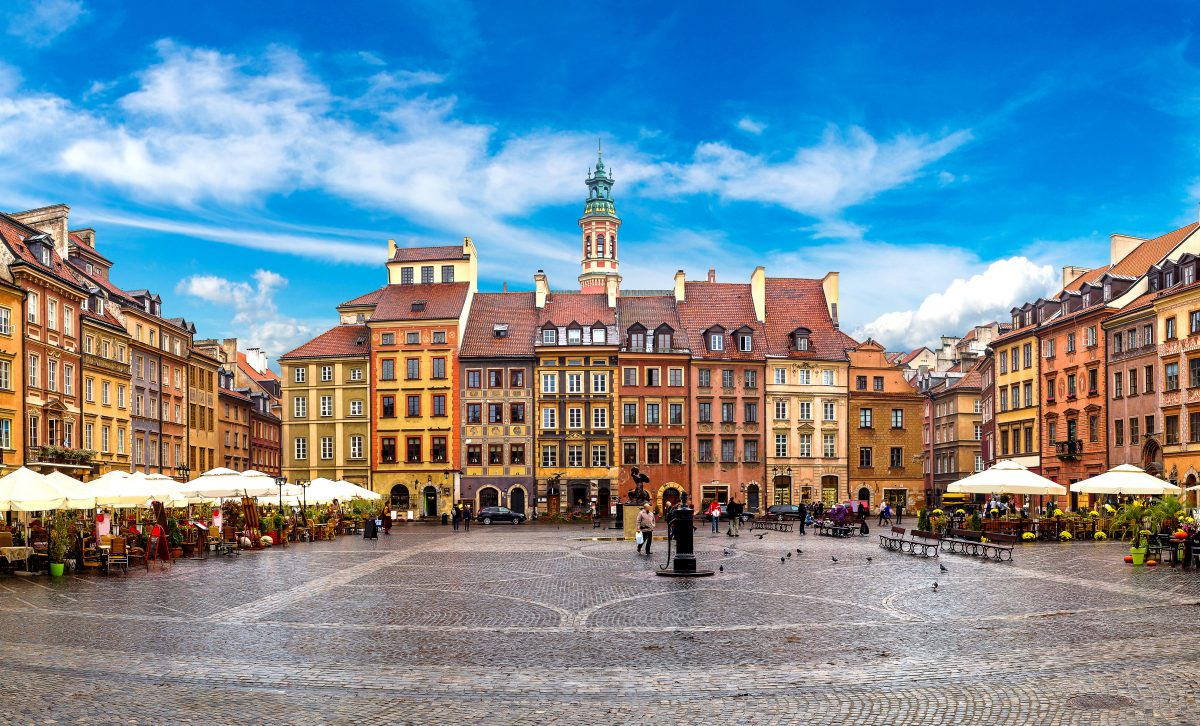 Webinar Polonia – Citybreak Varsavia: in pieno svolgimento la stagione sulla Vistola
