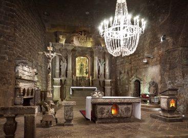 Webinar Polonia – Scoperta UNESCO: le miniere di sale di Wieliczka e percorsi sotterranei alternativi