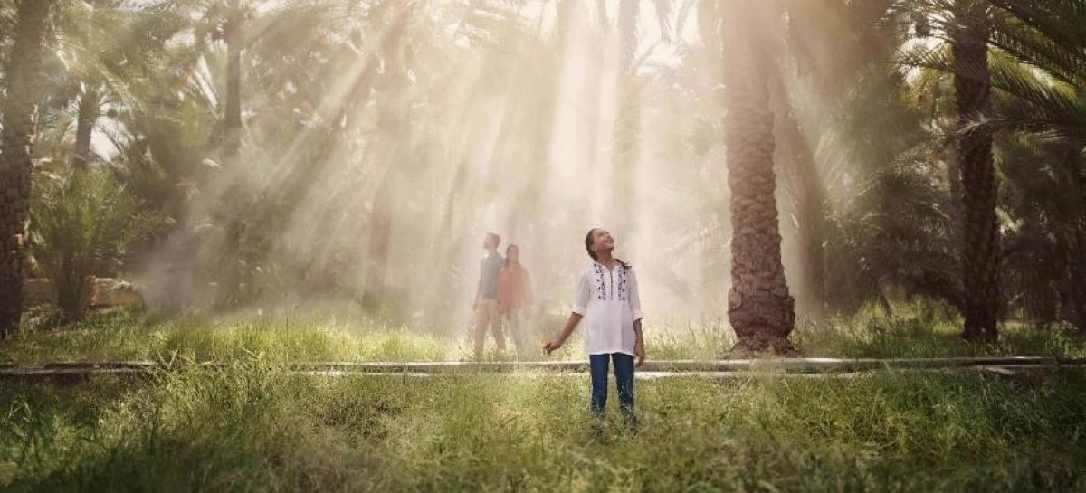 Webinar Abu Dhabi Estate tutto l'anno – Al Ain, l'oasi di Abu Dhabi