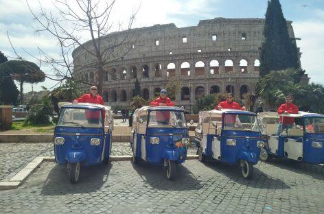 Accompagnatori turistici a Roma