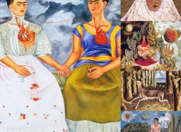 Mostra Frida Kahlo  Roma dal 12 ottobre 2019 al 29 marzo 2020