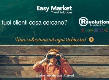 """E' online la registrazione del webinar """"Revolution Training – Scopri le novità del mondo Easy Market""""!"""