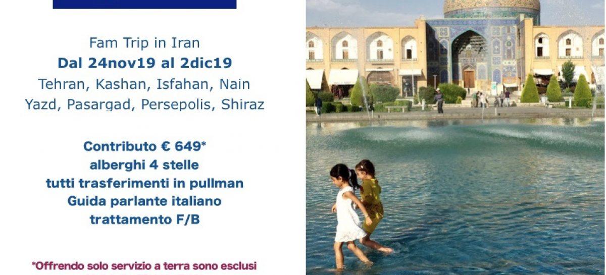 Fam Trip – Iran