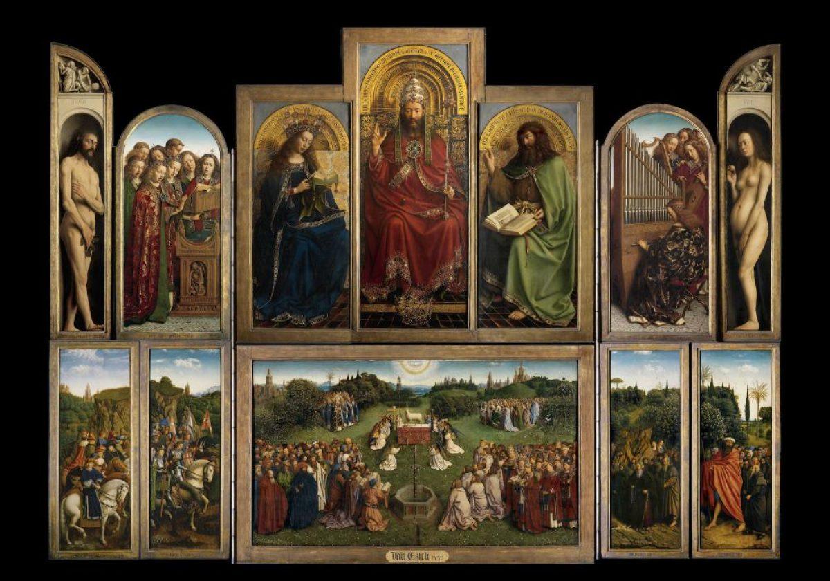 Fiandre 2020: percorsi d'arte con Van Eyck