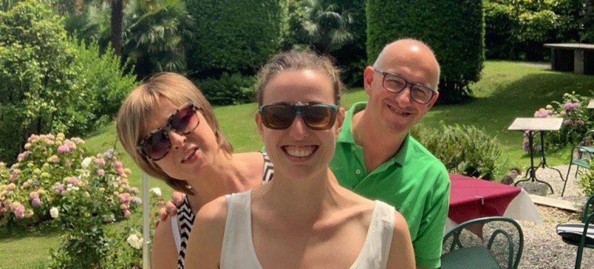 Sara, Paolo e Laura il team di hotel Loveno