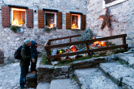 Borghi e presepi in Friuli Venezia Giulia: il cuore dell'Europa