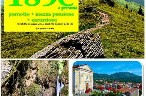 POLLINO NATIONAL PARK – NATURE & FOOD dal 6 al 8 Novembre