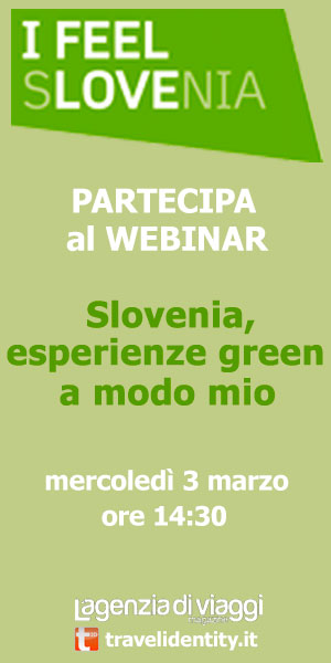 Partecipa al webinar Slovenia, esperienze green a modo mio.