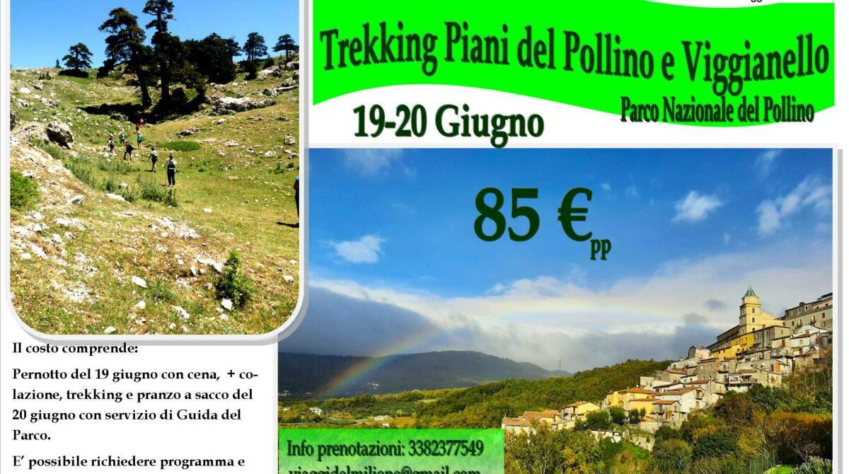 Trekking Piani del Pollino – Viggianello