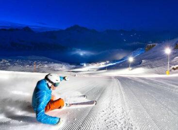 Inverno in Svizzera – Corvatsch Snow Night